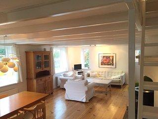 Ferienhaus für 6 Personen, ein luxus Villa mit Luxus-Badezimmer, separierte WC