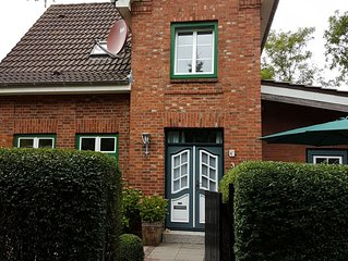 Ferienhaus 'Thies Huus'  in Wyk - Boldixum |