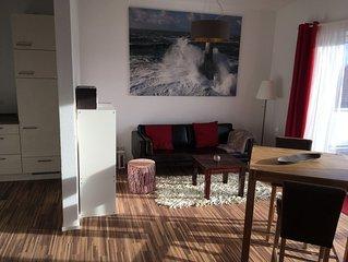 Hochwertige 1 1/2-Zimmer-Whg. mit Seesicht und grosser Terrasse!