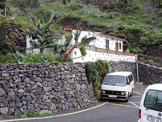 Kleines Ferienhaus in ruhiger Lage (WIFI)
