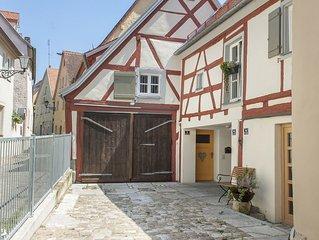 """Wohnen im historischen Ambiente in der Mitte Weissenburg""""s"""