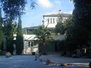 Grosse Villa mit Pool, Meerblick, ca.5 min. zum Strand, traumhaft ruhige Lage