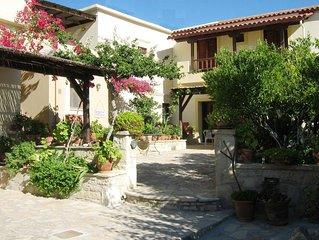 HORIATIKO SPITI Sivas Crete Kreta Naturstein Miniappartement