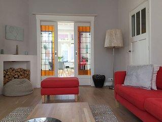 Liebevoll eingerichtet schönes Apartement wenige Minuten vom Strand
