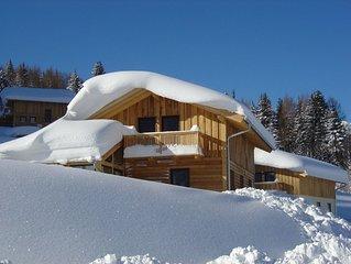 mit Hallenbad+Wintergarten!, traumhaft gelegene, großzügige, freistehende Hütte