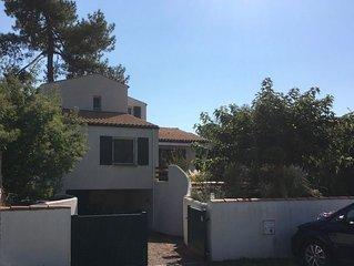 Wunderschönes Ferienhaus auf der Ile d'Oleron in Strandnähe