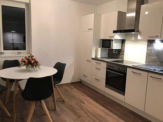 Schone barrierefreie 3 1/2-Zimmer-Wohnung in Strandbadnahe!