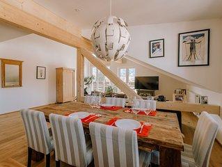 NEW NEW NEW Luxuriöse Wohnung mit Rundumblick