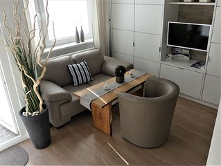 FeWo 'Sea Lounge' Ideale Citylage, luxuriöses Appartement Bremerhaven-Mitte WiFi