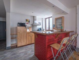 Appartement 83 m2 hyper centre à Gérardmer tout confort. Classé 3 *