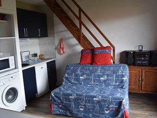Appartement 4 personnes entièrement rénové
