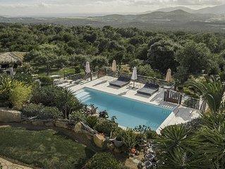 Appartement avec une vue magnifique sur le golfe d'Ajaccio