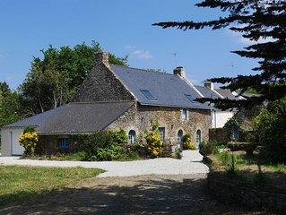 Maison pour maximum 9 personnes a Sarzeau