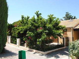 villa  dans residence familiale avec piscine