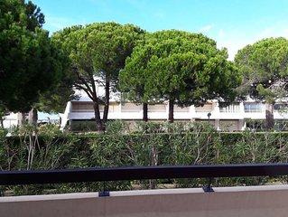Appartement terrasse Grau du Roi