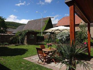 'Un petit coin d'Alsace' Pavillon independant 2-5 personnes