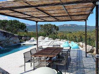 L'ORRIA - Villa d'architecte Pinarellu