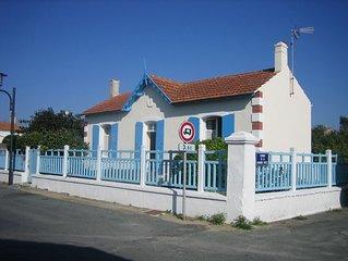 Magnifique maison oléronaise classée ***