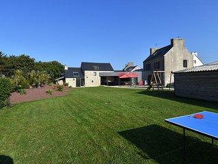 Villa Léonie, 12 couchages, piscine intérieure