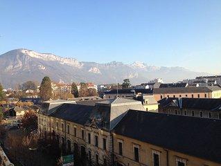 T3 hyper centre Annecy classement tourisme 3*