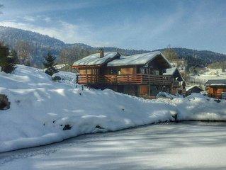 Charmant Chalet dans les Hautes Vosges