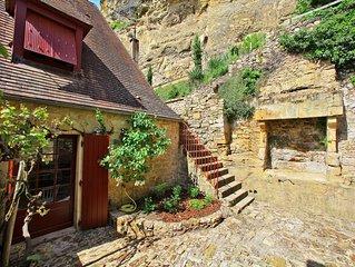La Maison du Gabarrier avec vue imprenable sur la Dordogne