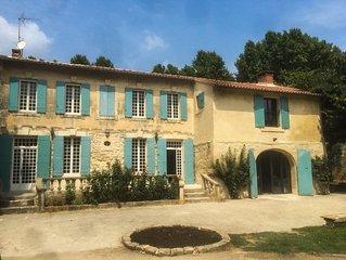Mas Provencal au coeur de la Provence
