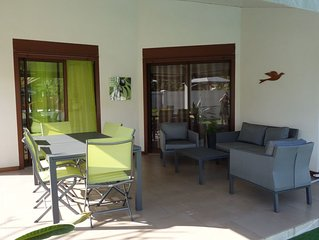 Villa Zoréole, piscine privée