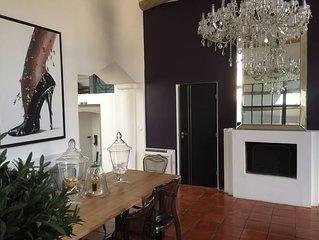 ' SUITE  118 ' Appartement Atypique avec terrasse et SPA