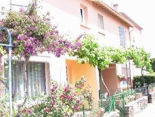 Maison au calme avec parking sur les hauteurs de Collioure