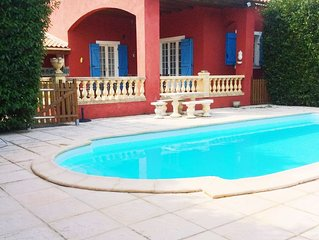 Maison Provençale avec Piscine & Wifi