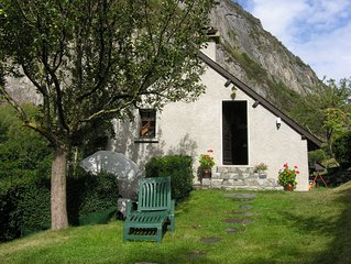 Maison independante, au calme, classee 3 clevacances, a proximite de Gavarnie