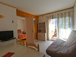 Appartement a Cauterets 2 a 4 personnes 3 cles