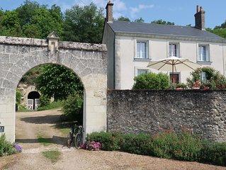 Ancienne maison vigneronne.