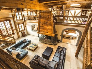 Chalet Forest -  12 personnes - Grand Massif