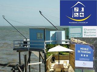 Cosy house à 50m de la plage