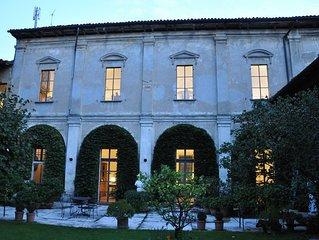 appartement ' Bruna' dans un ancien monastère