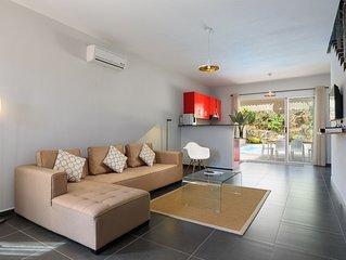 Villa avec piscine privée pour 6 personnes