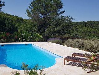 Solar de Provence, gîte de charme en Provence au pied du Luberon