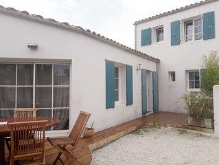 Maison de  vacance à saint Denis d' Oléron  proche des plages et des commerces