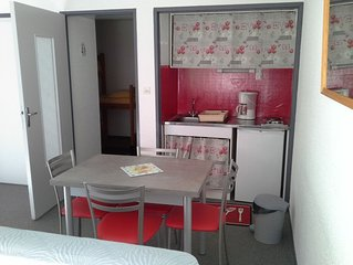 Location d'un appartement à La Mongie