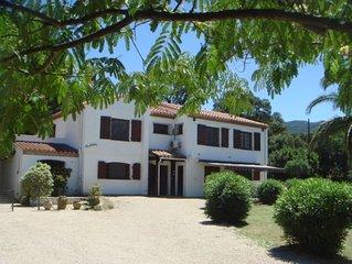 villa pour 10 personnes avec piscine privée  argeles sur mer