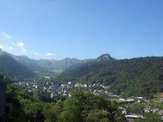 Bel appt lumineux dans residence recente et idealement situe a Le Mont-Dore