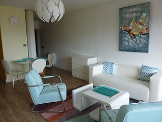 studio de 34 m2 avec vue mer à Port Navalo