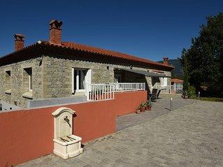 Appartement 3pieces 50m²dans maison avec piscine et jacuzzi , sauna ,Barbecue.