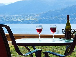 Breathtaking! Sormovila ~ Sun Orchards Mountains Vineyards Lake. Relax & Enjoy