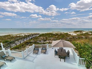 Eventide Oasis Redington: Modern luxurious beachfront single family pool home