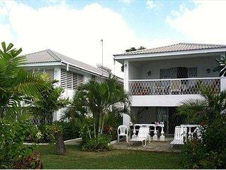 Beautiful Barbados Beachfront Property