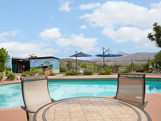 New Listing - Club Downes is a private family resort with a mountain view.