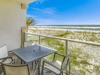 Beach Front Views - In/Outdoor Heated Pools – Free Dolphin Cruise!